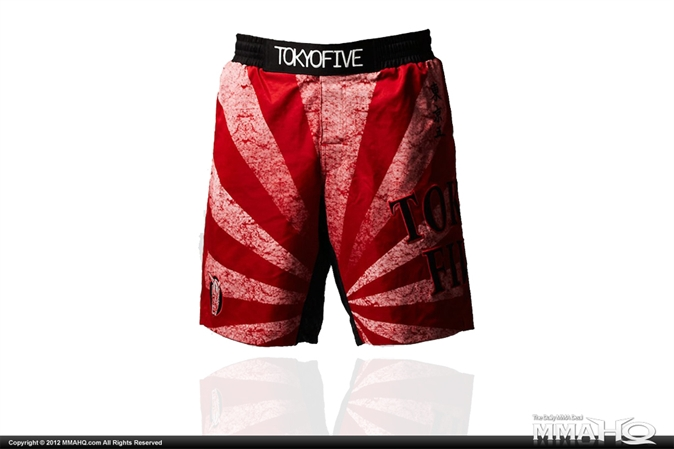 Tokyo Five MMA Shorts for $25